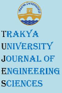 Trakya Üniversitesi Mühendislik Bilimleri Dergisi